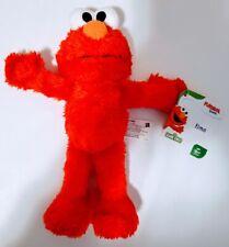 "Elmo Sesame Street Playskool Friends Plush Figure 10"" Inch NWT New With Tags Red"