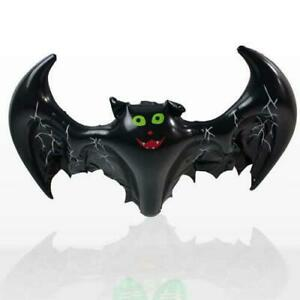Spooky Scary Halloween Decoration Inflatable Bat Childrens Party Hanging Decor