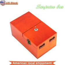 Useless Box Leave Me Alone Box Wooden Toy Box Electronic Most Machine Toy Gift