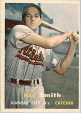 1957 Topps 41 Hal W. Smith EX-MT #D317335