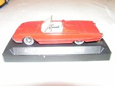 Ford Thunderbird Convertible (1961) Red 1:43 scale die-cast model 4517 by Solido