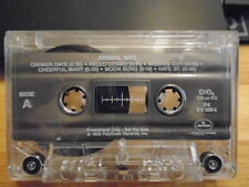 Very Rare Promo Animal Bag Cassette Tape 1992 rock Everybody My So-Called Life !