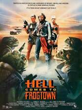 HELL COMES TO FROGTOWN Movie POSTER 27x40