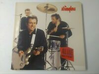 The Stranglers-All Live And All Of The Night Vinyl LP 1988