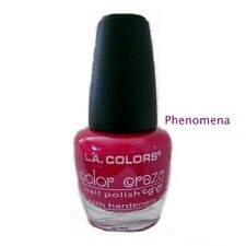 L.A. Colors Color Craze Nail Polish with Hardeners, NP423 Phenomena