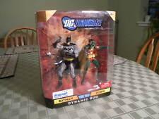 "DC Universe Batman & Robin Dynamic Duo Walmart Exclusive 2 Pack 7"" Figures MIB"