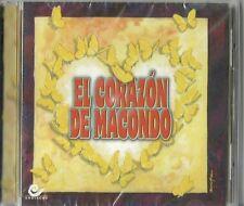 El Corazon De Macondo Latin Music CD New