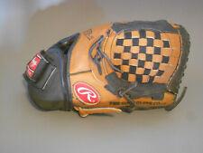 "Rawlings baseball/softball glove,11"", PP11BT, leather"