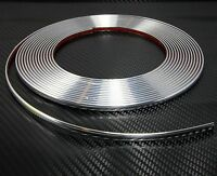 6mm (0.6 cm) x 2m CHROME CAR STYLING MOULDING STRIP For VW Caddy Maxi Life