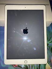 Apple Ipad Air 2 Silver Bianco 64Gb Wifi + Cellular 4g - Model A1567 (SBOCCATO)