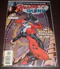 DC Comics Harley Quinn Vol.1 Lot Batman Harley Quinn Story VF/NM Books! (2000)