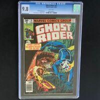 GHOST RIDER #51 (1980) 🔥 CGC 9.8 🔥 HIGHEST GRADED - 1 OF 13! Marvel Comic