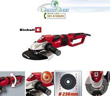 Smerigliatrice angolare/Flex 230mm 2350W Einhell - TE-AG 230
