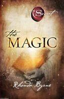 The Magic (The Secret) New Paperback by Rhonda Byrne