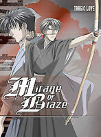 Mirage of Blaze, Vol. 4: Tragic Love (DVD, 2003) Usually ships within 12 hours!!