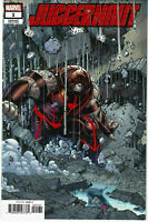 Juggernaut #1  Marvel Comic Book Variant 2020 Bradshaw 1:50 NM