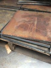 HOT ROLLED STEEL PLATE / SHEET A-36  1/2
