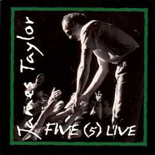 ☆ CD SINGLE James TAYLOR Five (5) Live promo 5-track  ☆