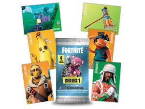 Fortnite Serie 1 (2019) - 50 verschiedene Basis-Karten - keine doppelt - Panini
