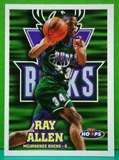 Ray Allen regular card 1997-98 Skybox Hoops #87