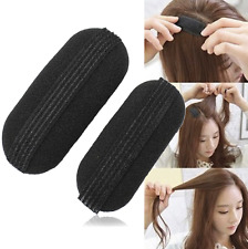 Women 2PCS Bump it Up Volume Hair Insert Clip Beehive Marking style Tool Holder