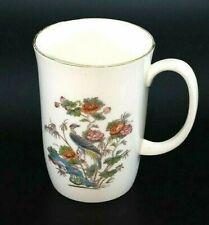 Wedgwood Bone China Kutani Crane Pattern Bird Mug