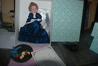 1900 Gibson Girl 10'' Cissette Doll by Madame Alexander New, NRFB