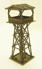 VIETNAM 'WATCH TOWER'  28mm  ASSEMBLED MDF & PAINTED TO COLLECTOR'S STANDARD