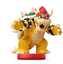 Nintendo 3ds Wii U Amiibo Bowser Super Mario Series From Japan
