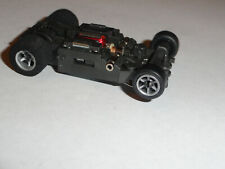 Aurora Afx Blaz'In Brakes Non Lighted Ho Slot Car Chassis