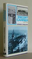 Escort Carrier, 1941-45 by Poolman, Kenneth Hardback Book The Fast Free Shipping