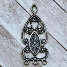 MP158 4 Vintage Chandelier Earring Pendants