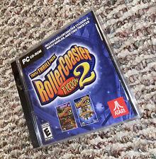 RollerCoaster Tycoon 2 Triple Thrill Pack Atari PC CD-ROM