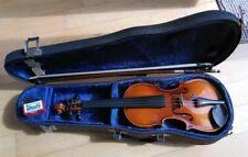 Kiso Violin 1/8 Geige Kindergeige im Koffer mit hochwertigem Bogen