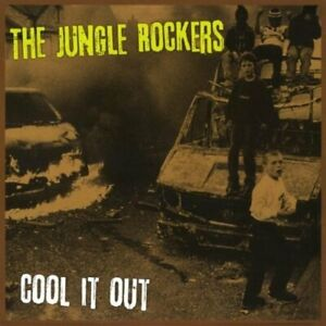CD - The Jungle Rockers - Cool It Out