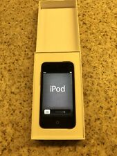 Apple iPod Touch 4G 8GB schwarz 4. Generation WLAN MP3 Player