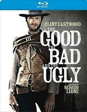 The Good The Bad And The Ugly Blu Ray + Dvd New Sealed Theatrical and Unrated