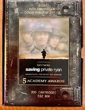 Saving Private Ryan Dvd Tom Hanks 60th Anniv D-Day Commemorative Edition 2 Disc