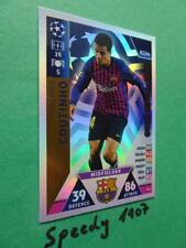 Topps Champions League 18 2019 ha-truco Hero coutinho barcelona match coronó 442