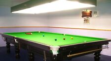 10ft 9'' x 4ft Timber Frame Snooker Canopy Light