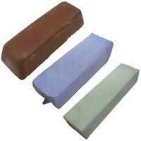 Polishing Compound Coarse Medium Fine Brown Blue Green For All Materials