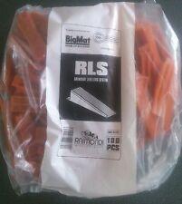 R.L.S. RAIMONDI LEVELLING SYSTEM - CUNEI - confezione da 100 pz- 180CUNEO100