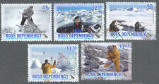 Ross Dependency-Antarctic Programme-Science fine used cto (99-103) 2006