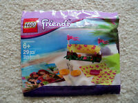 LEGO Friends - Rare - Beach Hammock 5002113 - New & Sealed