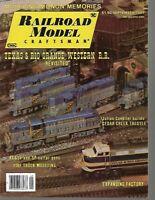 RAILROAD MODEL CRAFTSMAN MAGAZINE - September 1981 - Texas and Rio Grande RR