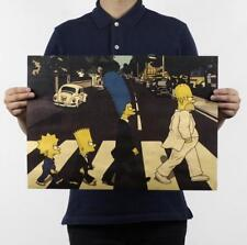 Beatles (cartoon version) / retro posters / posters / decorative paintings