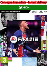 Fifa 21 Xbox One NO CD/KEY LEGGI DESCR 5 Sec delivery 🔥 PREORDER 09/10/20