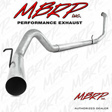 "MBRP S6200PLM 4"" TURBO BACK EXHAUST 1999-2003 FORD F250 F350 7.3L POWERSTROKE NM"