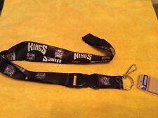 NBA Sacramento Kings Breakaway Lanyard Key chain