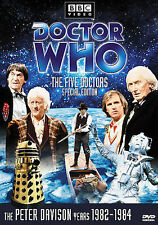 Doctor Who: The Five Doctors (Story 130) Dvd